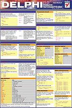 Okładka książki Tablice informatyczne. Delphi