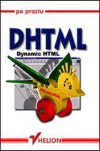 Okładka książki Po prostu DHTML