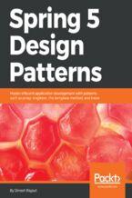 Okładka książki Spring 5 Design Patterns