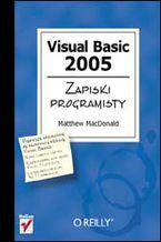 Okładka książki Visual Basic 2005. Zapiski programisty