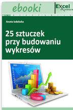 Okładka książki 25 sztuczek przy budowaniu wykresów