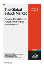 Okładka książki The Global eBook Market: Current Conditions & Future Projections