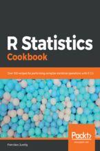 Okładka książki R Statistics Cookbook
