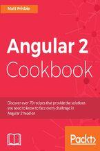 Okładka książki Angular 2 Cookbook