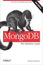 Okładka książki MongoDB: The Definitive Guide. Powerful and Scalable Data Storage. 2nd Edition