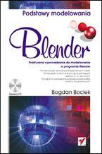 Okładka książki Blender. Podstawy modelowania
