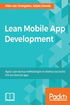 Okładka książki Lean Mobile App Development
