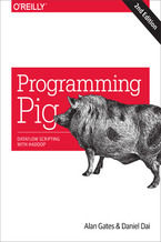 Okładka książki Programming Pig. Dataflow Scripting with Hadoop. 2nd Edition
