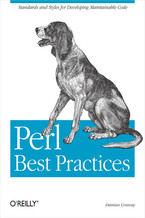 Okładka książki Perl Best Practices