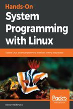 Okładka książki Hands-On System Programming with Linux