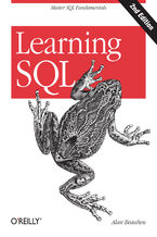 Okładka książki Learning SQL. Master SQL Fundamentals. 2nd Edition