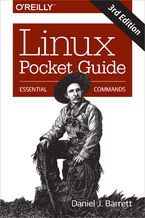 Okładka książki Linux Pocket Guide. Essential Commands. 3rd Edition