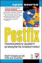 Okładka książki Postfix. Nowoczesny system przesyłania wiadomości