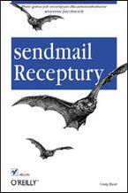 Okładka książki sendmail. Receptury