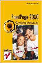 Okładka książki FrontPage 2000. Ćwiczenia praktyczne