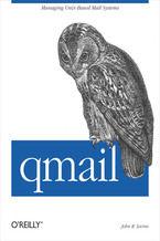 Okładka książki qmail