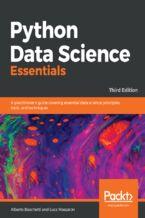 Okładka książki Python Data Science Essentials