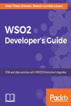 Okładka książki WSO2 Developer's Guide