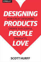 Okładka książki Designing Products People Love. How Great Designers Create Successful Products