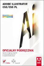 Okładka książki Adobe Illustrator CS5/CS5 PL. Oficjalny podręcznik