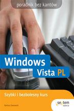 Okładka książki Windows Vista PL. Bez kantów