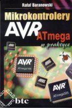 Okładka książki Mikrokontrolery AVR ATmega w praktyce