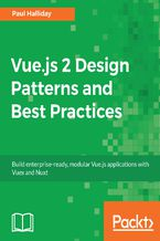 Okładka książki Vue.js 2 Design Patterns and Best Practices