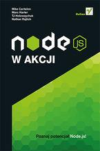 Okładka książki Node.js w akcji