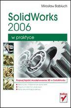 Okładka książki SolidWorks 2006 w praktyce