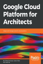 Okładka książki Google Cloud Platform for Architects