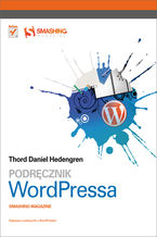 Okładka książki Podręcznik WordPressa. Smashing Magazine