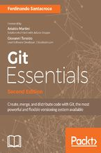 Okładka książki Git Essentials - Second Edition