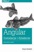 Okładka książki Angular instalacja i działanie