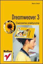 Okładka książki Dreamweaver 3. Ćwiczenia praktyczne