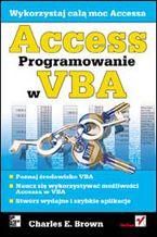 Okładka książki Access. Programowanie w VBA
