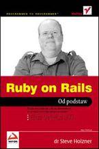 Okładka książki Ruby on Rails. Od podstaw