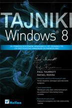 Okładka książki Tajniki Windows 8