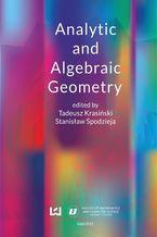 Okładka książki Analytic and Algebraic Geometry