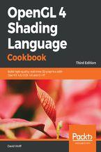 Okładka książki OpenGL 4 Shading Language Cookbook