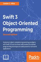 Okładka książki Swift 3 Object-Oriented Programming - Second Edition