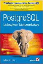 Okładka książki PostgreSQL. Leksykon kieszonkowy