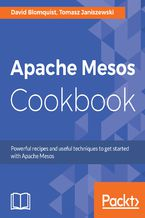 Okładka książki Apache Mesos Cookbook