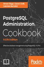Okładka książki PostgreSQL Administration Cookbook, 9.5/9.6 Edition