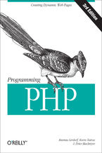 Okładka książki Programming PHP. Creating Dynamic Web Pages. 3rd Edition