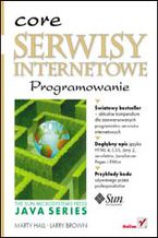 Okładka książki Serwisy internetowe. Programowanie