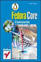 Okładka książki Fedora Core. Ćwiczenia