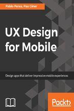Okładka książki UX Design for Mobile