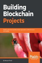 Okładka książki Building Blockchain Projects