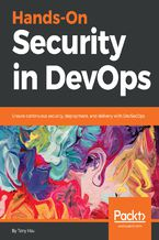 Okładka książki Hands-On Security in DevOps