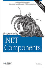Programming .NET Components. Design and Build .NET Applications Using Component-Oriented Programming. 2nd Edition